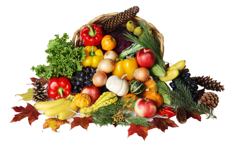 Download Thanksgiving Basket stock photo. Image of onions, carrot - 6483832