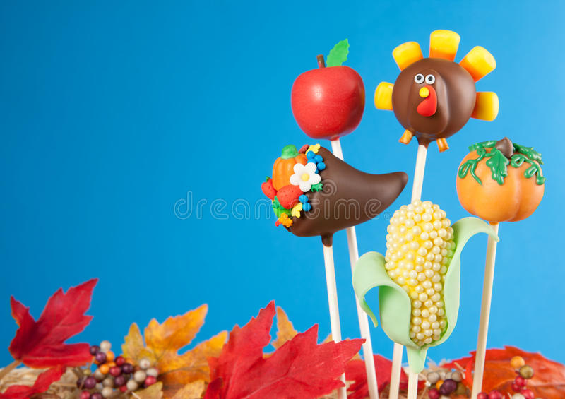 Download Thanksgiving Cake Pops Stock Photos - Image: 27667083