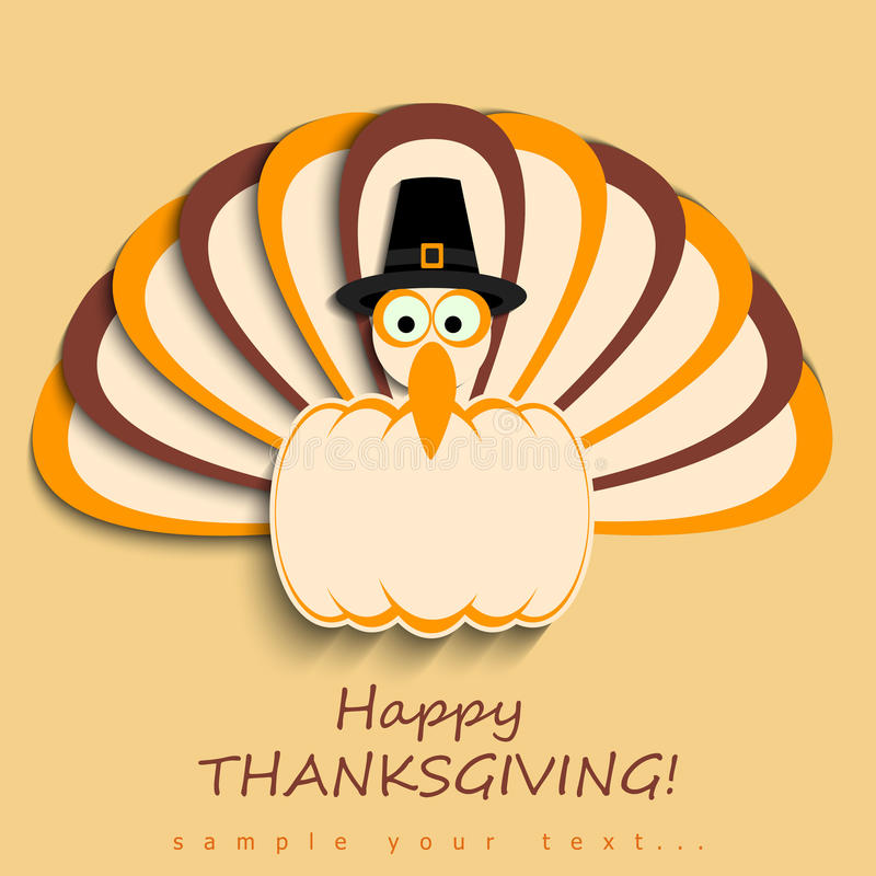 Download Thanksgiving Card Royalty Free Stock Photography - Image: 35219657