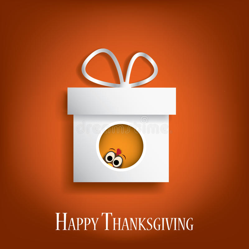 Thanksgiving card vector design with traditional stock illustration