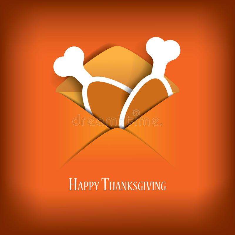 Thanksgiving card vector illustration design with royalty free illustration
