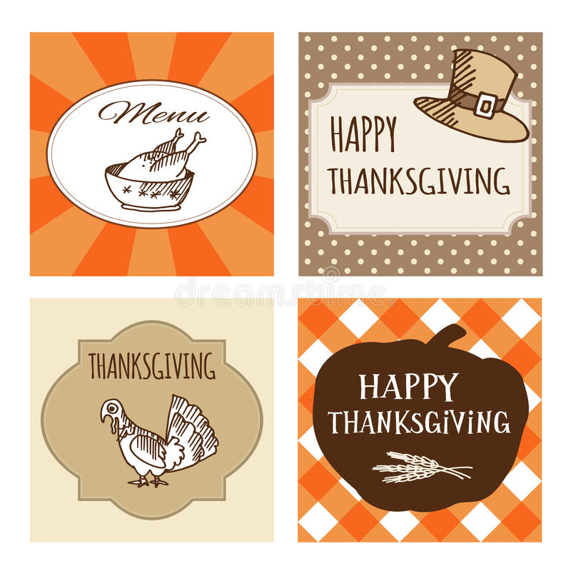 Thanksgiving cards invitations frames stock vector illustration download thanksgiving cards invitations frames stock vector illustration of illustration holiday m4hsunfo