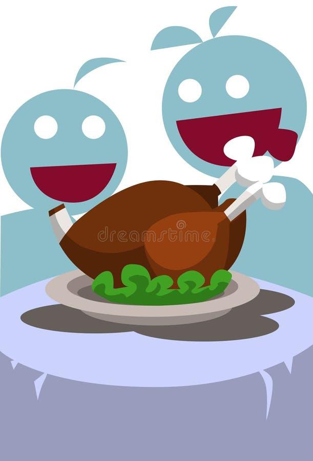 Thanksgiving Celebration Royalty Free Stock Image