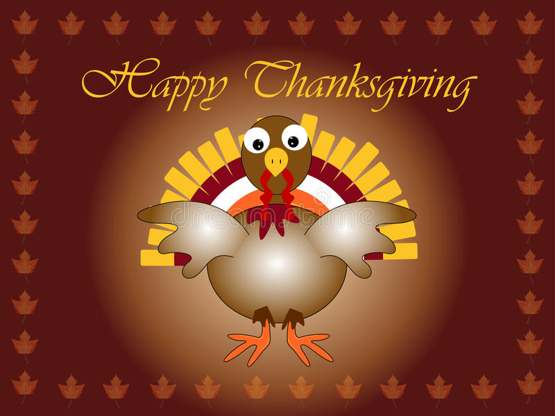 Thanksgiving day. Greeting for thanksgiving day vector illustration