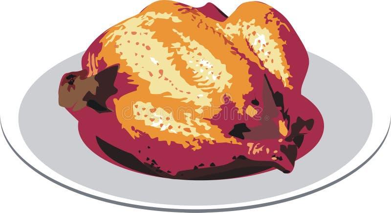 Thanksgiving Day stock illustration