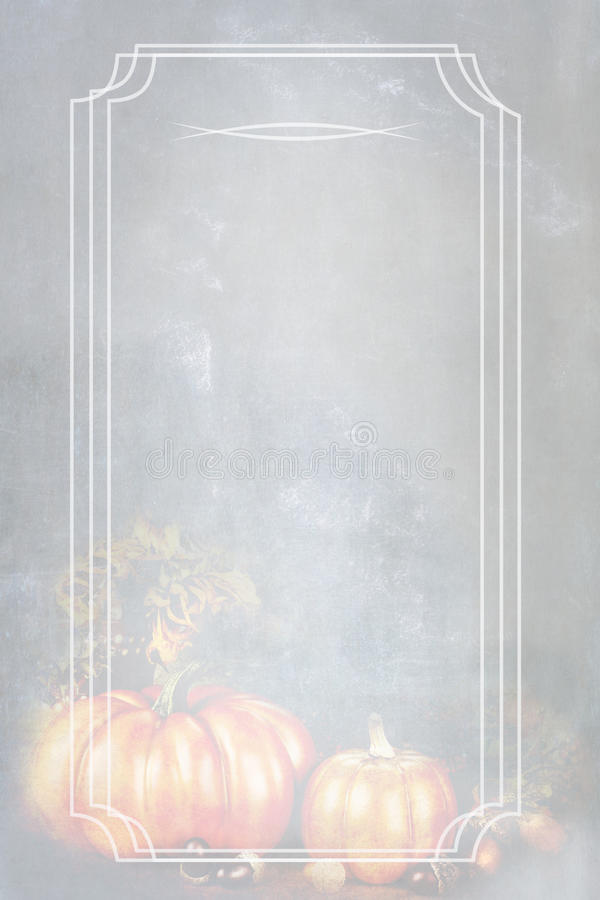Thanksgiving dayvlieger royalty-vrije stock afbeeldingen