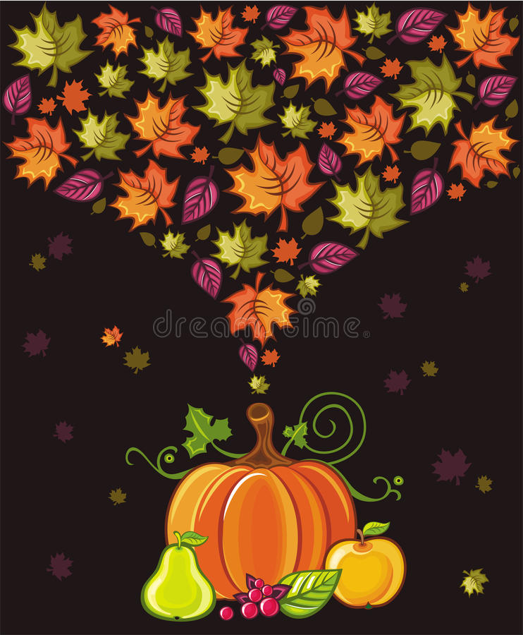 Free Thanksgiving Design Royalty Free Stock Images - 10712969