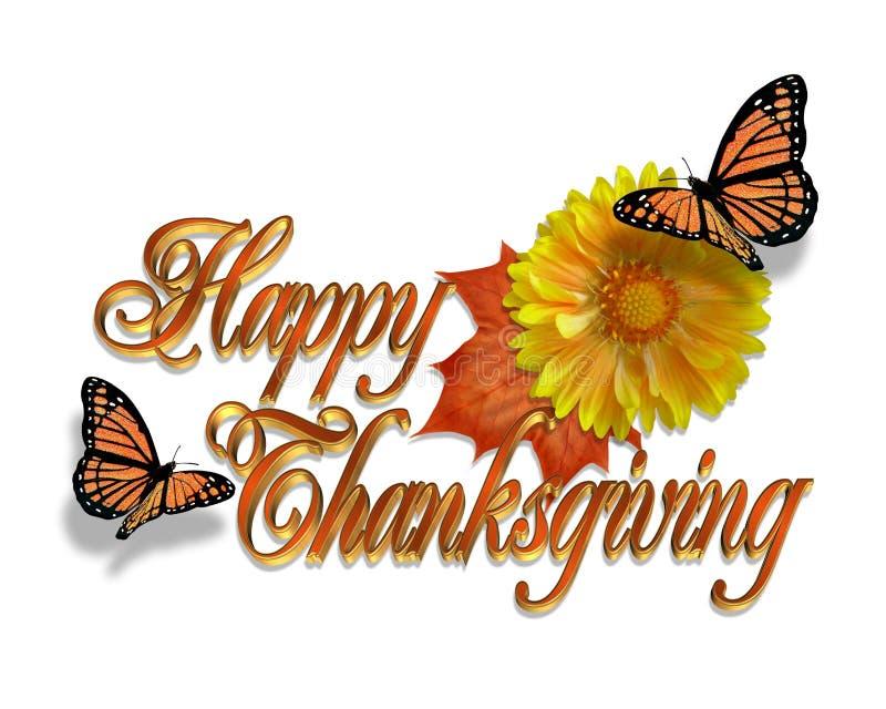 Thanksgiving design graphic stock photo