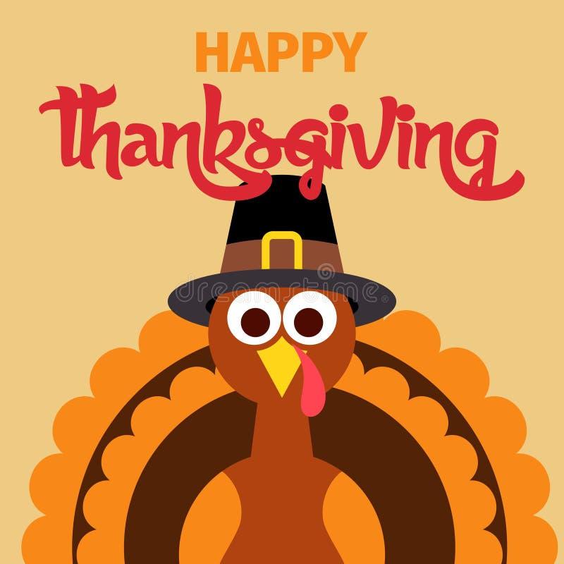 Thanksgiving Design- Thanksgivings Day Vector Art royalty free illustration