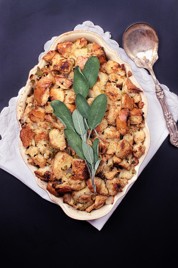 Download Thanksgiving Dressing Stock Images - Image: 35325104