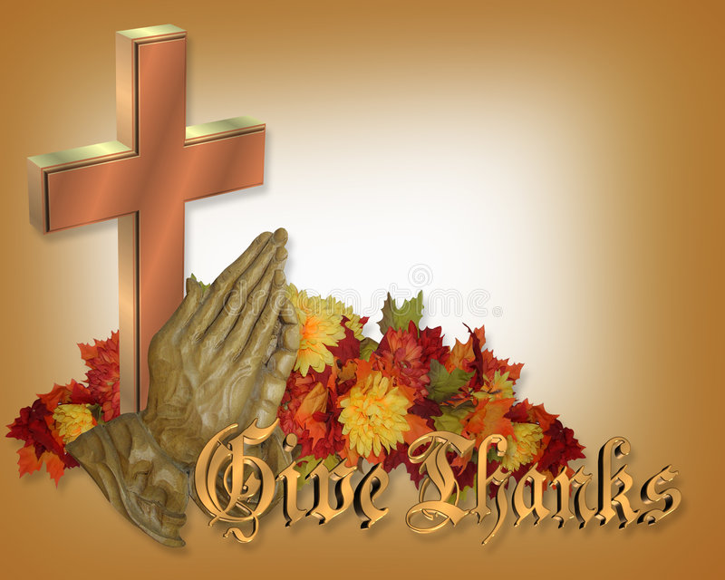 Thanksgiving Fall Background Royalty Free Stock Images