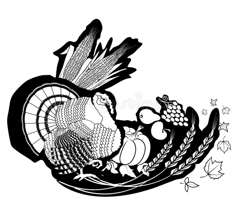Download Thanksgiving Graphic Elements Stock Vector - Image: 16488445