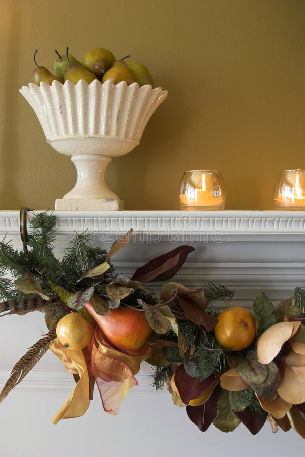 Thanksgiving still life stock photography