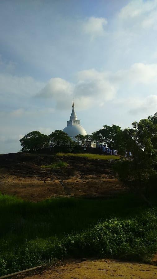 Thanthirimale Chaithya Шри-Ланка стоковое фото rf