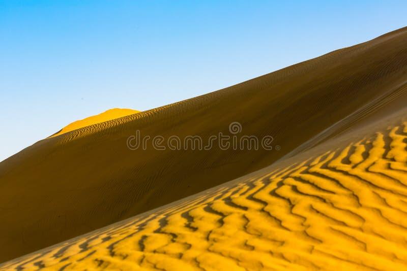 Thar έρημος στην Ινδία στοκ εικόνες με δικαίωμα ελεύθερης χρήσης