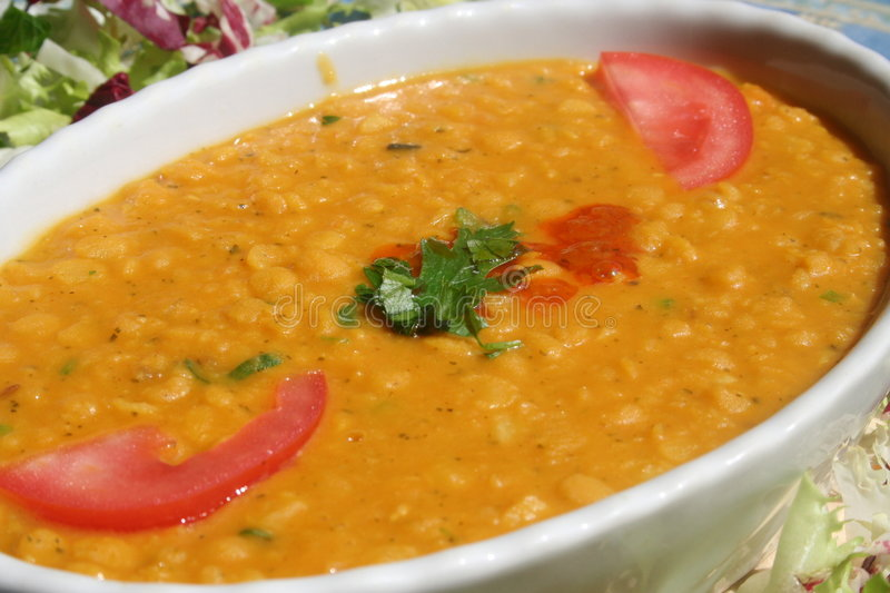 Tharka Dhal stock images