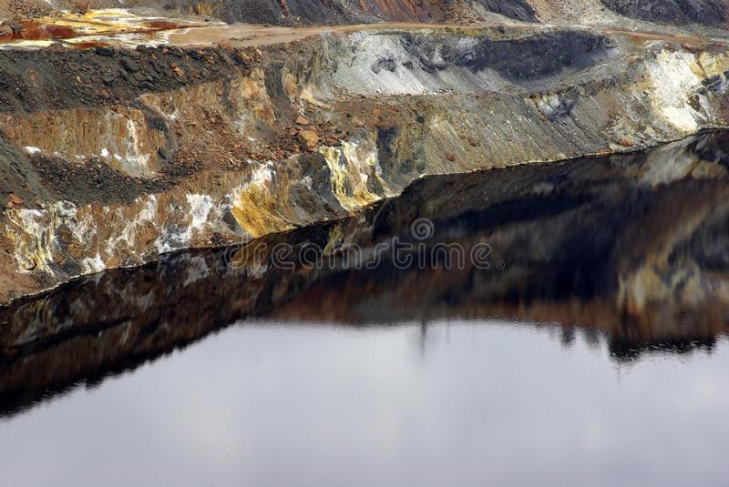 Download Tharsis mine stock photo. Image of grey, conservancy - 22810580