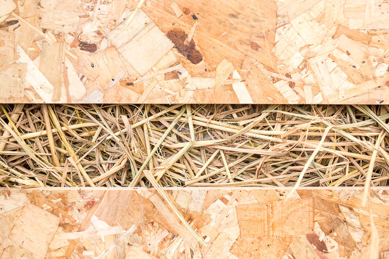 Thatch in wooden box. Thatch in beautiful wooden box stock images
