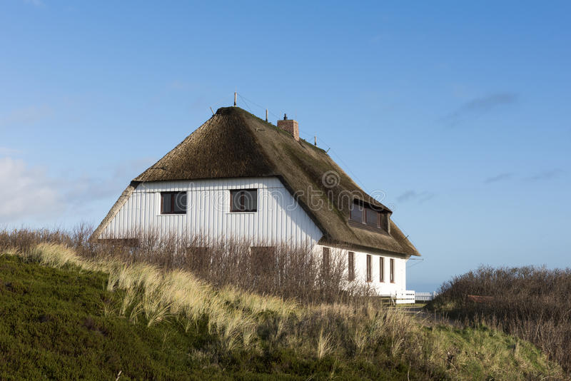 Thatched House Sylt Germany Stock Photo Image 48001474