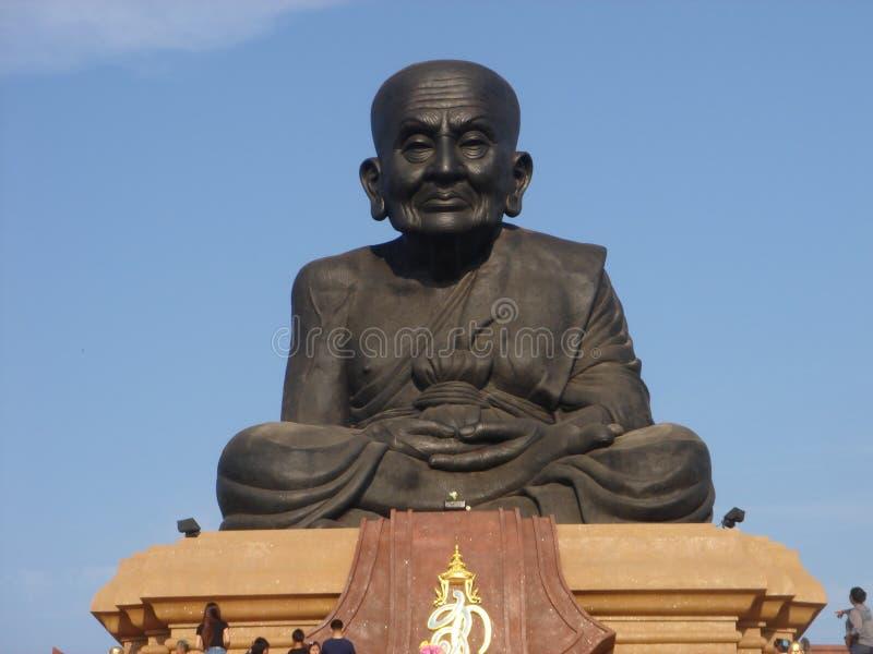 Thaut de la PU de Luang, hijo de Buda imagen de archivo libre de regalías