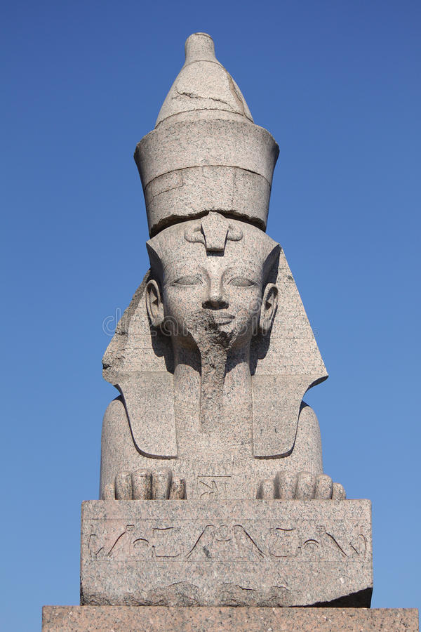 Free The Ancient Egyptian Sphinx Stock Images - 31109804