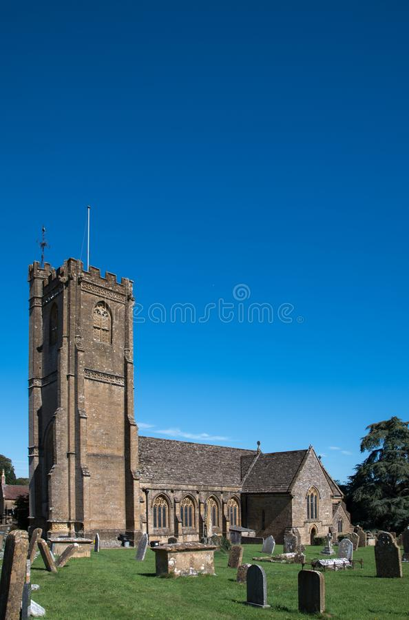 Free The Anglican Church Of St Catherine At Montacute Royalty Free Stock Photos - 160928368