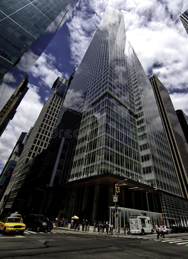 Free The Bank Of America Tower At One Bryant Park Royalty Free Stock Photography - 14322707