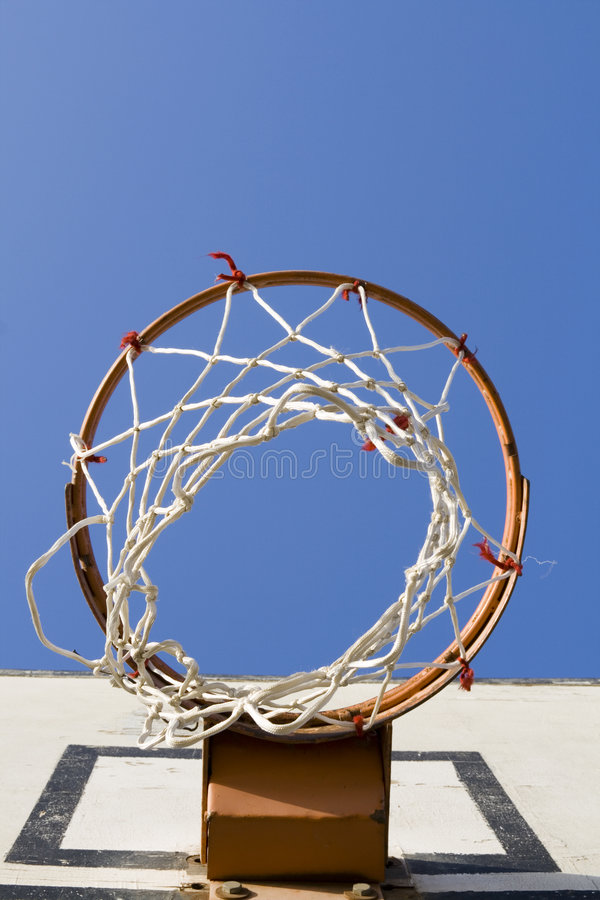 Free The Basketball Rim Royalty Free Stock Photography - 3583877