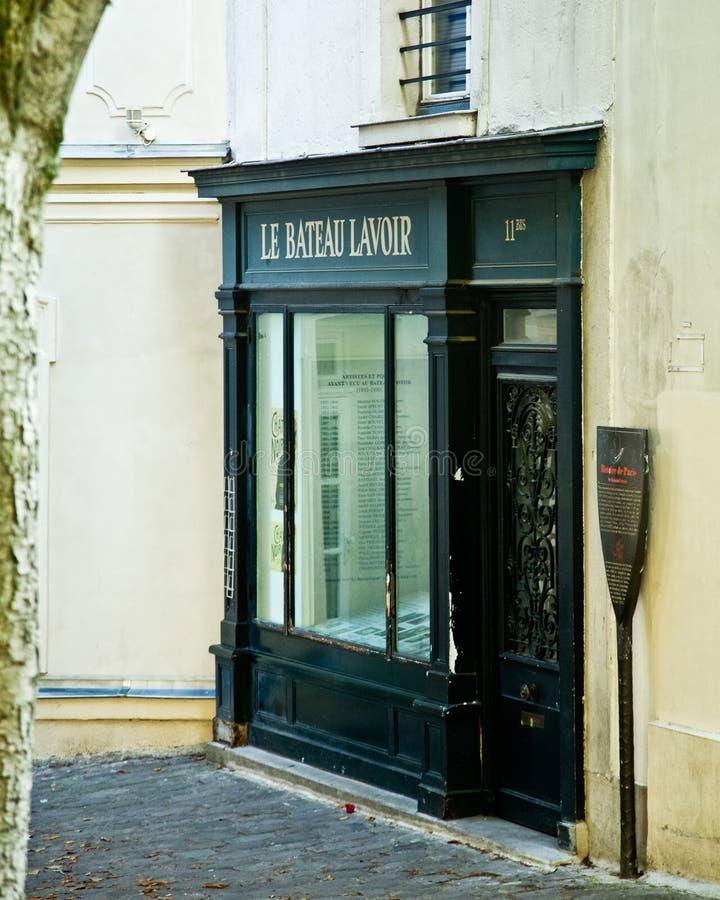 Free The Bateau Lavoir Stock Photos - 34714293