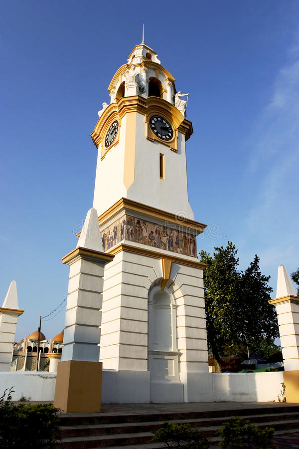Free The Birch Memorial Clock Tower Royalty Free Stock Photo - 26140365