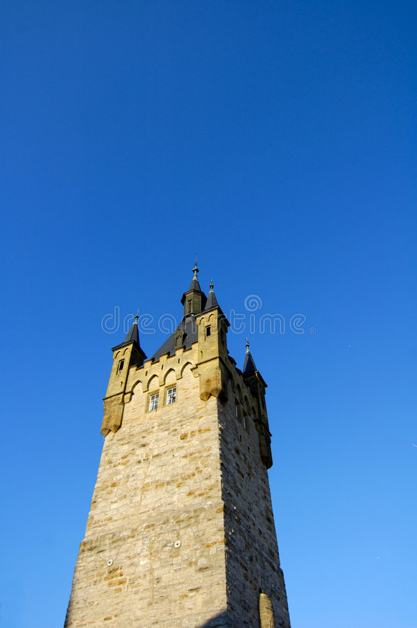 Free The Blue Tower Royalty Free Stock Images - 3465949
