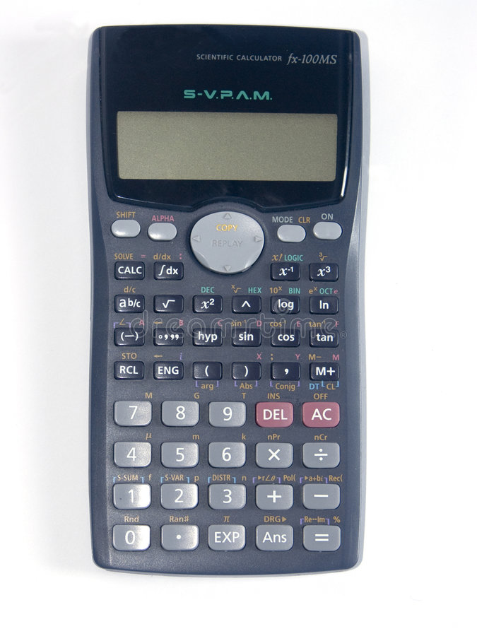 Free The Calculator 3 Stock Photo - 5624230