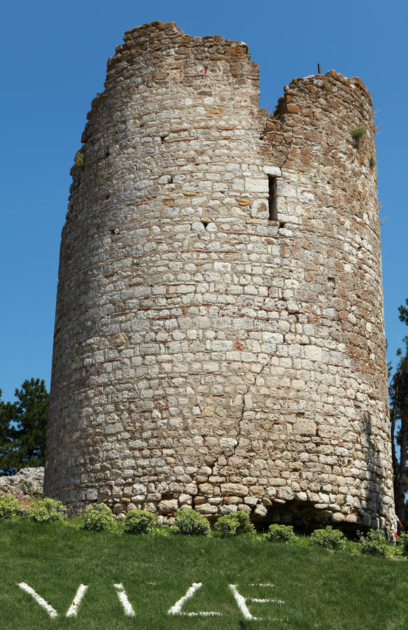 Free The Castle Of Vize. Stock Photos - 25708513