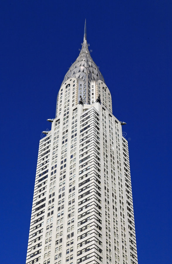 Free The Chrysler Building Stock Photo - 5741840