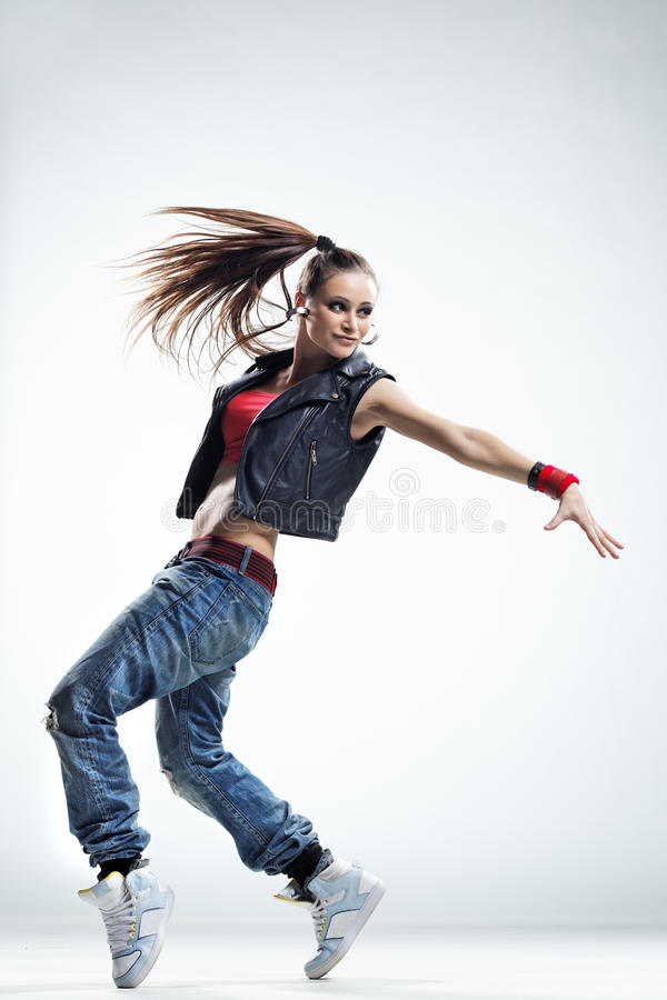 Free The Dancer Stock Images - 18784954