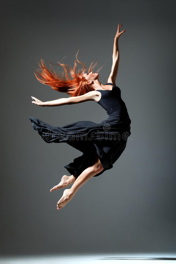 Free The Dancer Stock Image - 25407031