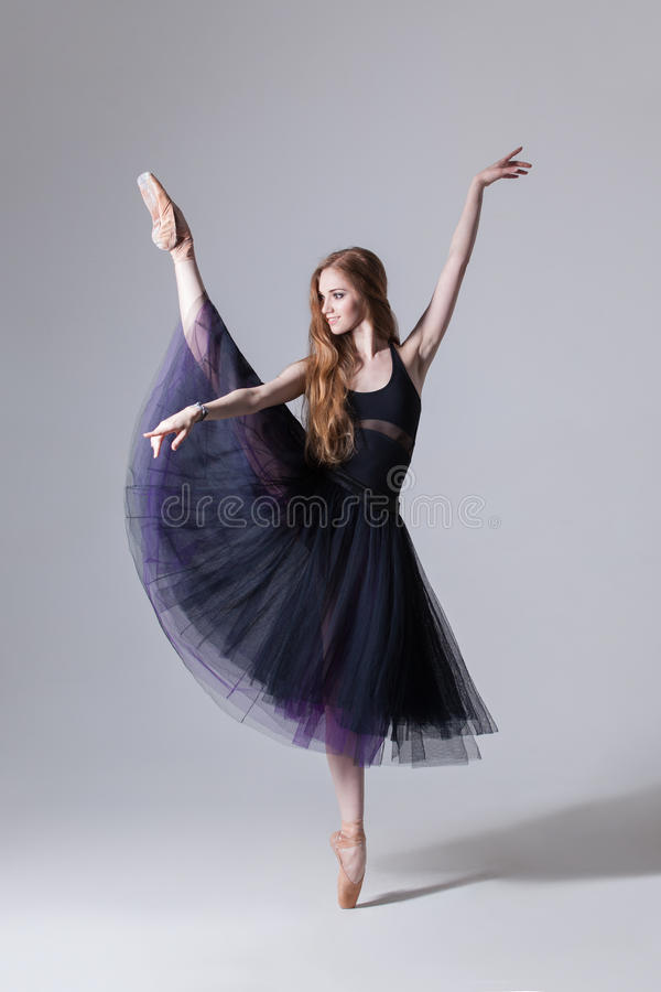 Free The Dancer Royalty Free Stock Images - 30943909