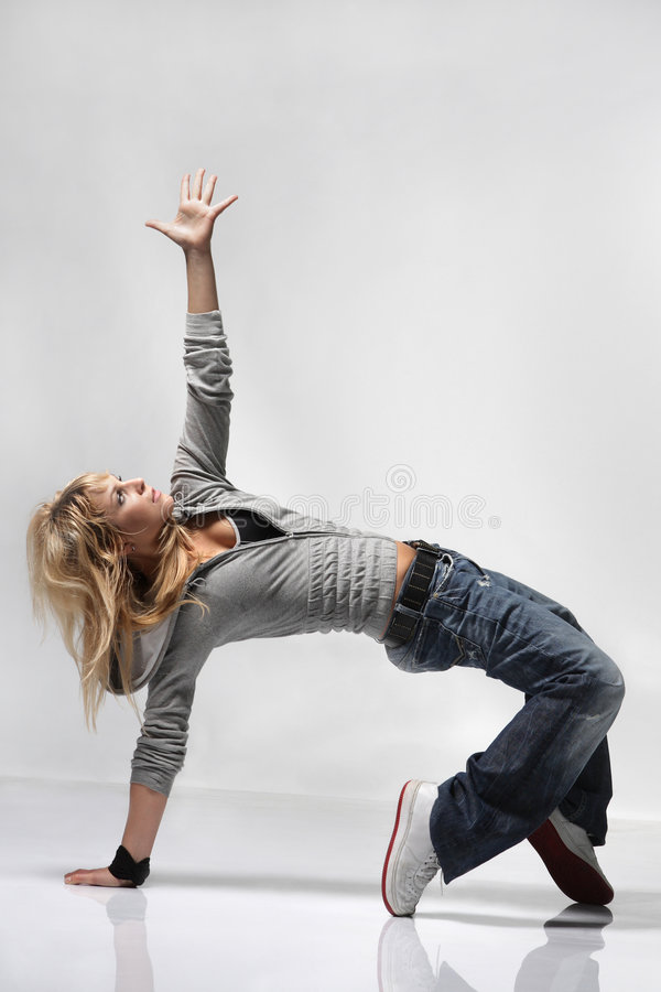 Free The Dancer Royalty Free Stock Image - 4999516