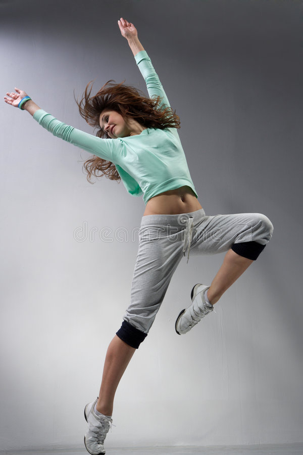 Free The Dancer Royalty Free Stock Photo - 5210625