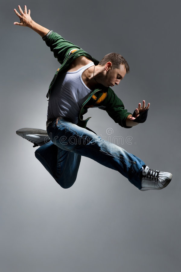 Free The Dancer Stock Photography - 6210092