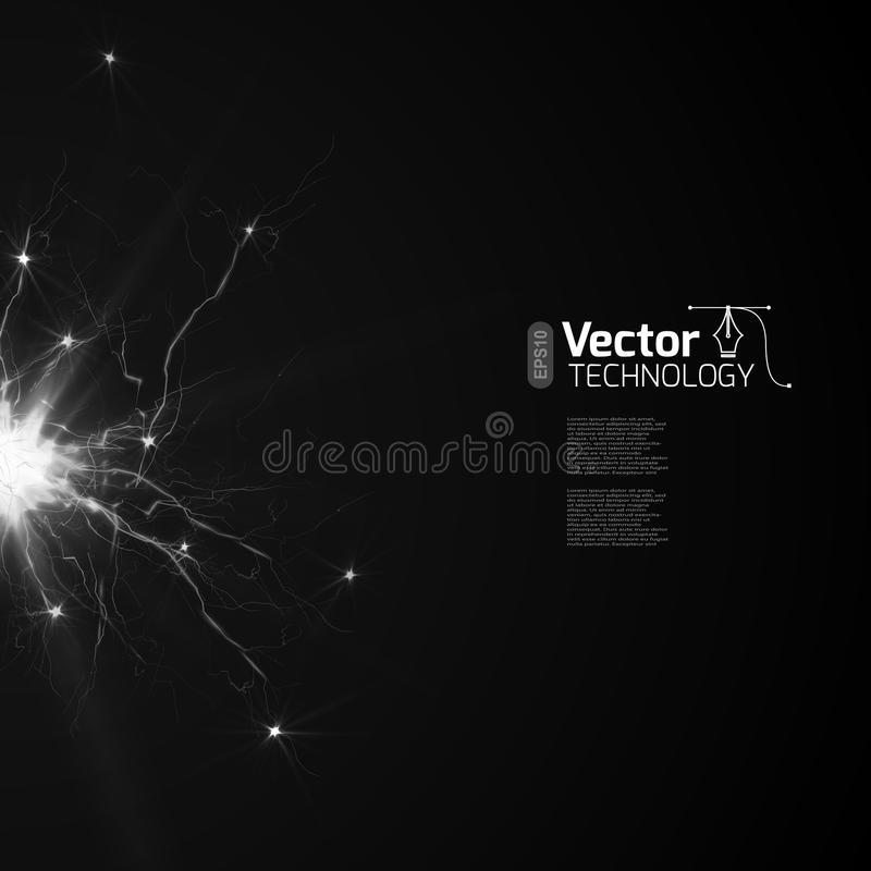 Free The Discharge Of Electricity Royalty Free Stock Images - 102635769