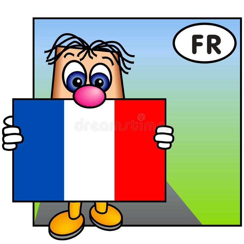 Free The Flag Of France, Tricolore Stock Photography - 3010272