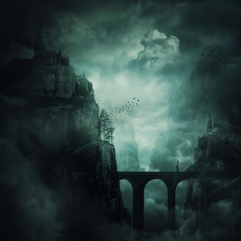 Free The Forgotten Kingdom Stock Photography - 121578112