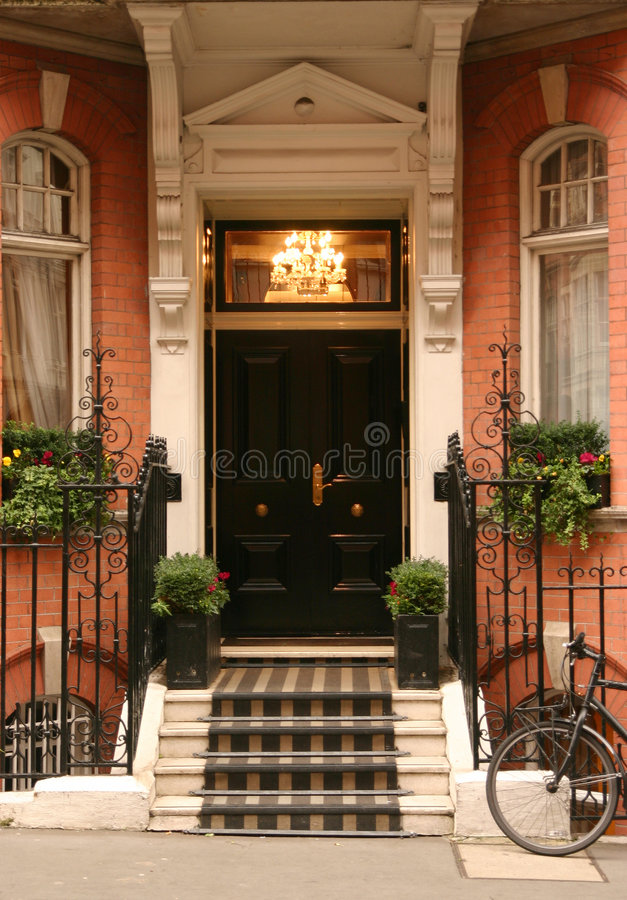 Free The Front Door Royalty Free Stock Image - 6631486