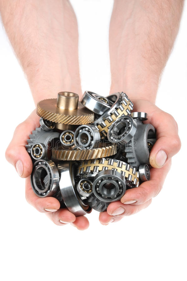 Free The Gears And Bearings Stock Photo - 14685990