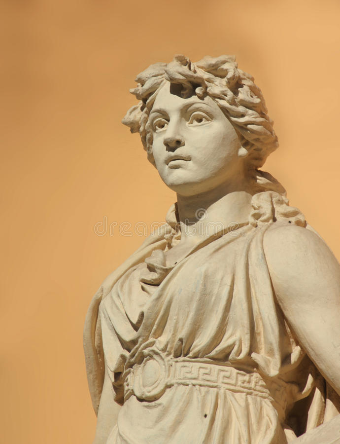 Free The Goddess Of Love Aphrodite (Venus) Stock Image - 58953171