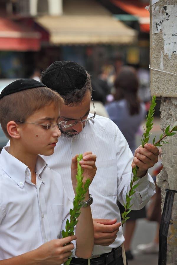 Free The Group Of Jewish Boys In Velvet Skullcaps Stock Images - 26894764