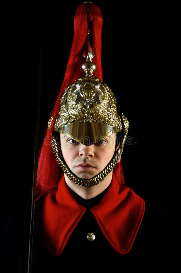 Free The Guardsman Stock Image - 4172861