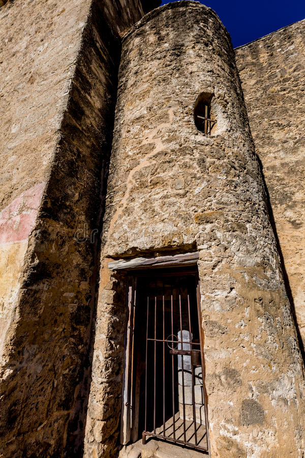 Free The Historic Old West Spanish Mission San Jose, Founded In 1720, San Antonio, Texas, USA Royalty Free Stock Photo - 53313575