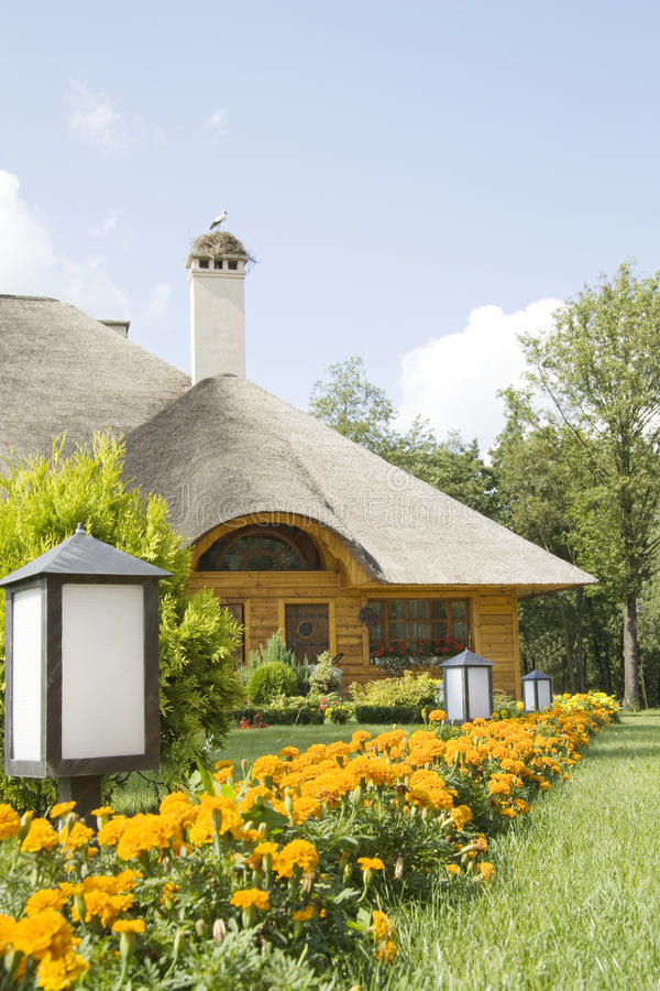 Free The House On Village Stock Photos - 15740303
